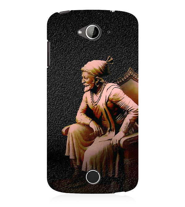 Shivaji Photo Back Cover for Acer Liquid Zade 530