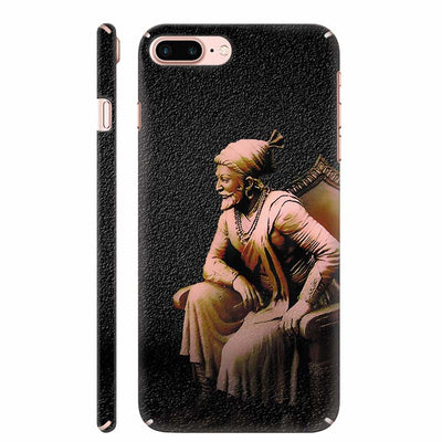 Shivaji Photo Back Cover for Apple iPhone 8 Plus