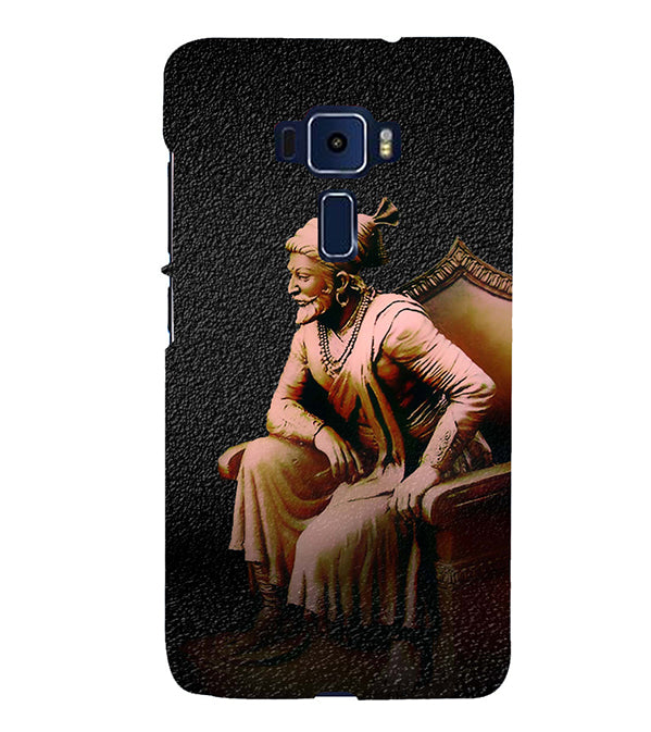 Shivaji Photo Back Cover for Asus Zenfone 3 Deluxe ZS570KL