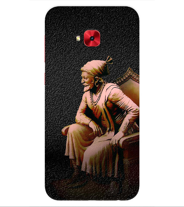 Shivaji Photo Back Cover for Asus Zenfone 4 Selfie