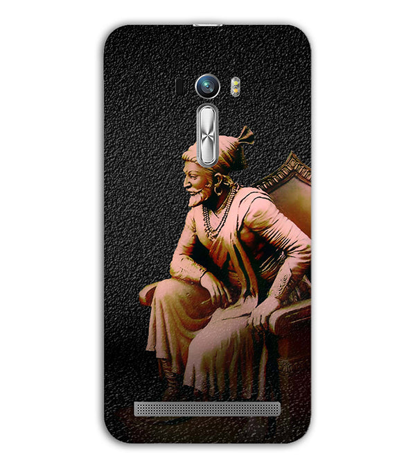 Shivaji Photo Back Cover for Asus Zenfone Selfie