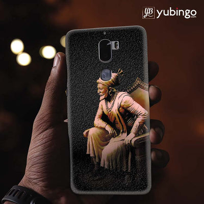 Shivaji Photo Back Cover for Coolpad Cool 1-Image2