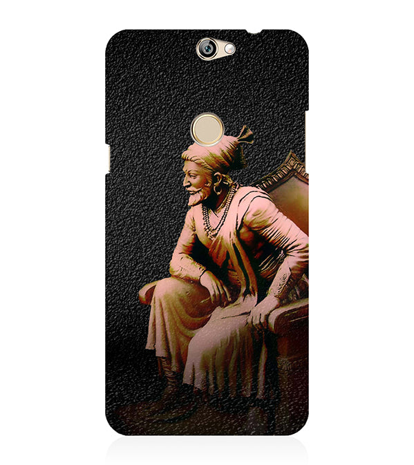 Shivaji Photo Back Cover for Coolpad Max