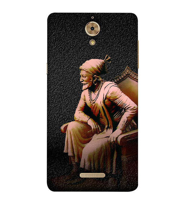 Shivaji Photo Back Cover for Coolpad Mega 2.5D