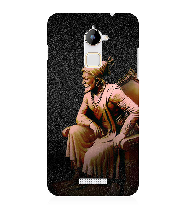 Shivaji Photo Back Cover for Coolpad Note 3 Lite