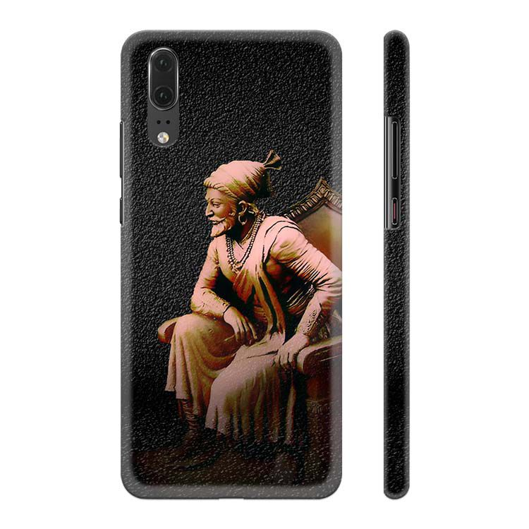 Shivaji Photo Back Cover for Huawei P20