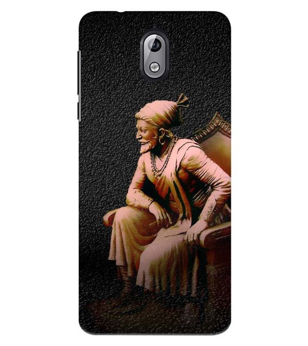 Shivaji Photo Back Cover for Nokia 3.1 (2018)