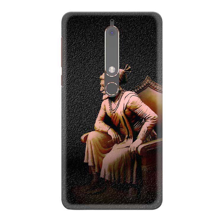Shivaji Photo Back Cover for Nokia 6 (2018)