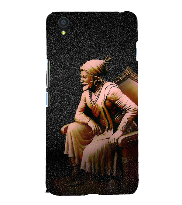 Shivaji Photo Back Cover for OnePlus X