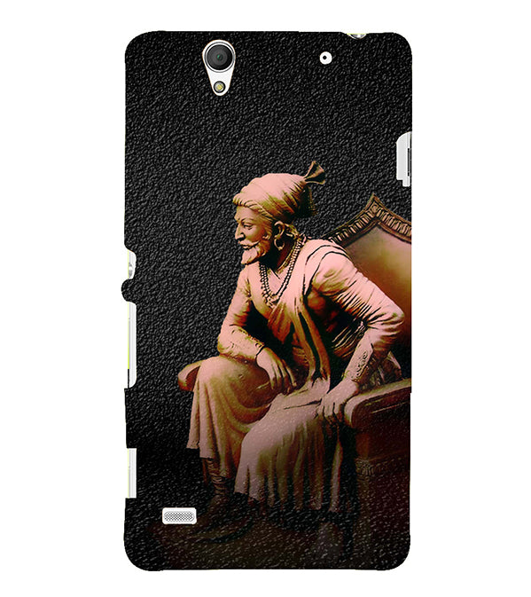 Shivaji Photo Back Cover for Sony Xperia C4