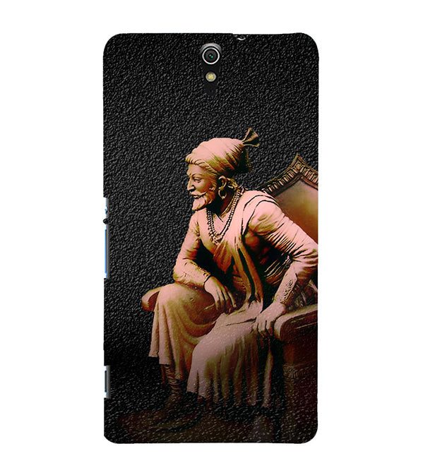 Shivaji Photo Back Cover for Sony Xperia C5