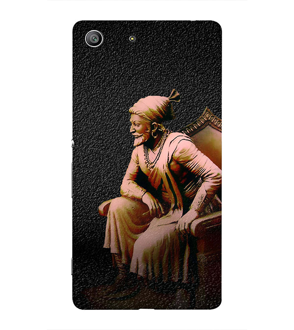 Shivaji Photo Back Cover for Sony Xperia Z3 Compact