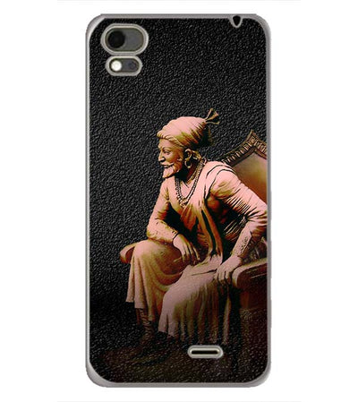 Shivaji Photo Back Cover for Karbonn Aura Note 4G