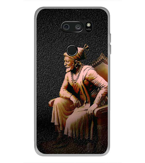 Shivaji Photo Back Cover for LG V30 Plus