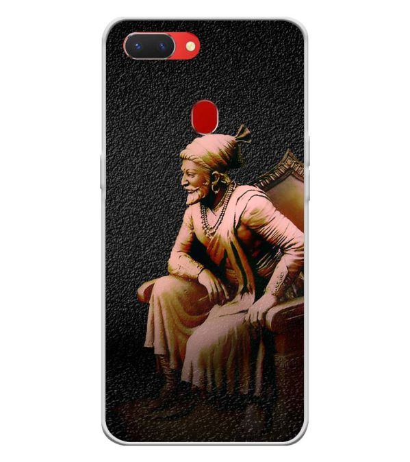 Shivaji Photo Back Cover for Oppo Realme 2-Image3