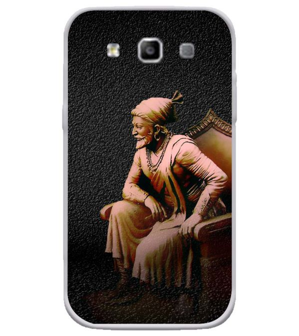 Shivaji Photo Soft Silicone Back Cover for Samsung Galaxy Grand Quattro 8552