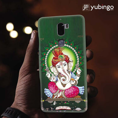 Shubh Labh Back Cover for Coolpad Cool 1-Image2