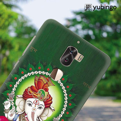 Shubh Labh Back Cover for Coolpad Cool 1-Image4