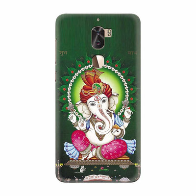 Shubh Labh Back Cover for Coolpad Cool 1