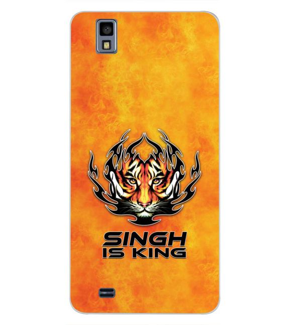 Singh Is King Back Cover for Gionee Pioneer P2M-Image3