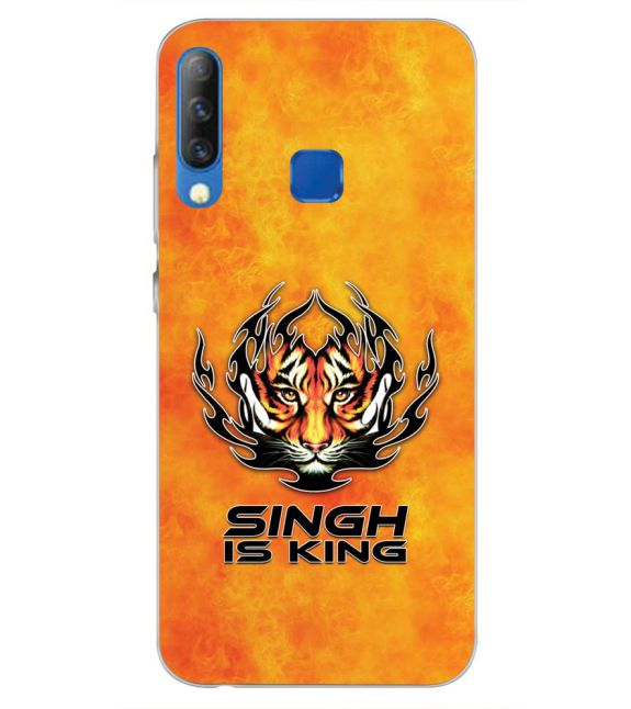 Singh Is King Back Cover for Infinix S4-Image3