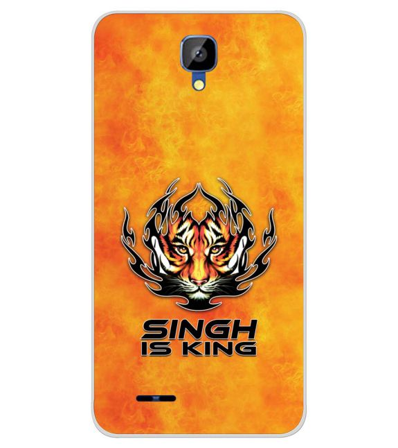 Singh Is King Back Cover for Karbonn Aura Champ-Image3