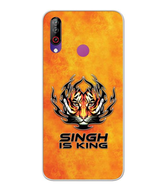 Singh Is King Back Cover for LG W30-Image3