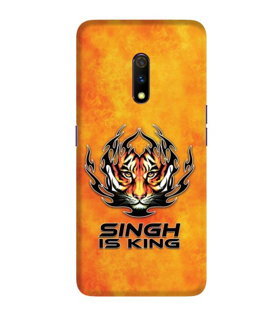 Singh Is King Back Cover for Realme X