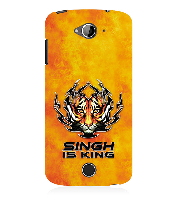 Singh Is King Back Cover for Acer Liquid Zade 530
