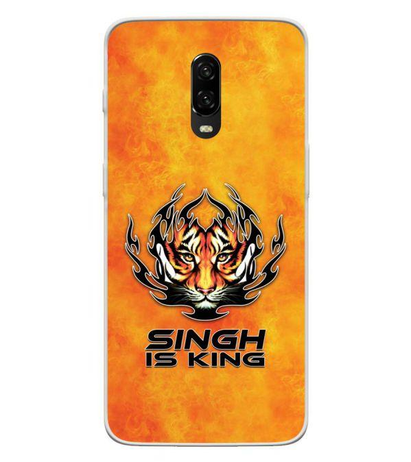 Singh Is King Back Cover for OnePlus 6T