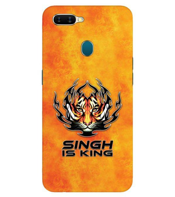 Singh Is King Back Cover for Oppo A7