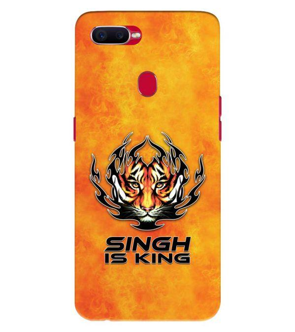 Singh Is King Back Cover for Oppo F9 Pro