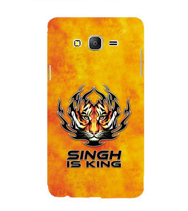 Singh Is King Back Cover for Samsung Galaxy On5 and On5 Pro