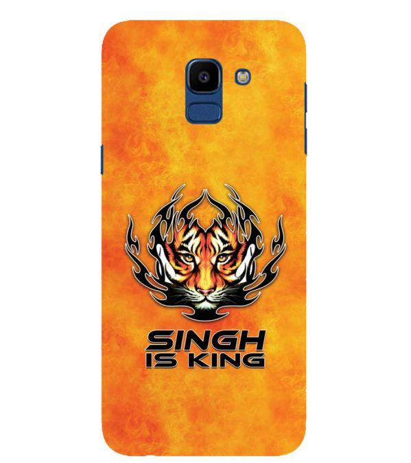 Singh Is King Back Cover for Samsung Galaxy On6