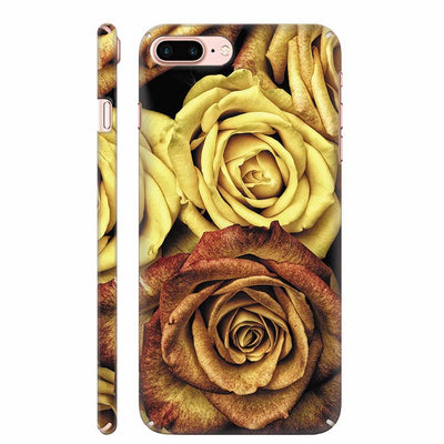 So Many Rose Back Cover for Apple iPhone 8 Plus