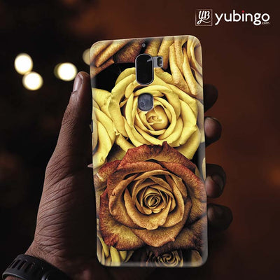 So Many Rose Back Cover for Coolpad Cool 1-Image2