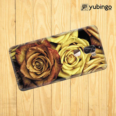 So Many Rose Back Cover for Coolpad Cool 1-Image3