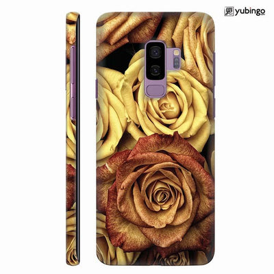So Many Rose Back Cover for Samsung Galaxy S9+ (Plus)