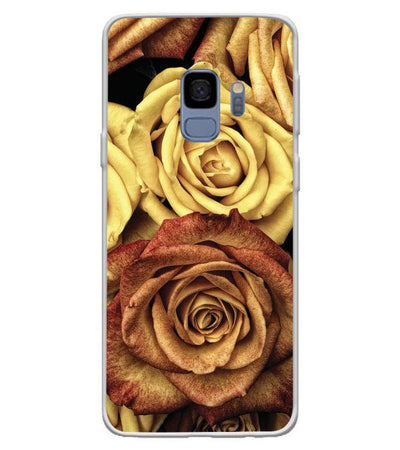 So Many Rose Back Cover for Samsung Galaxy S9