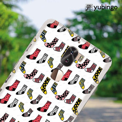 Socks Pattern Back Cover for Coolpad Cool 1-Image4