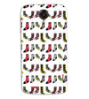 Socks Pattern Back Cover for Lenovo S820