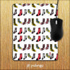Socks Pattern Mouse Pad-Image2