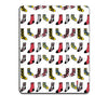 Socks Pattern Mouse Pad