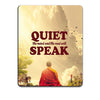 Soul Will Speak Mouse Pad