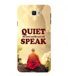 Soul Will Speak Back Cover for Samsung Galaxy J7 Prime (2016)