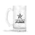 Star Born Customised Month Beer Mug