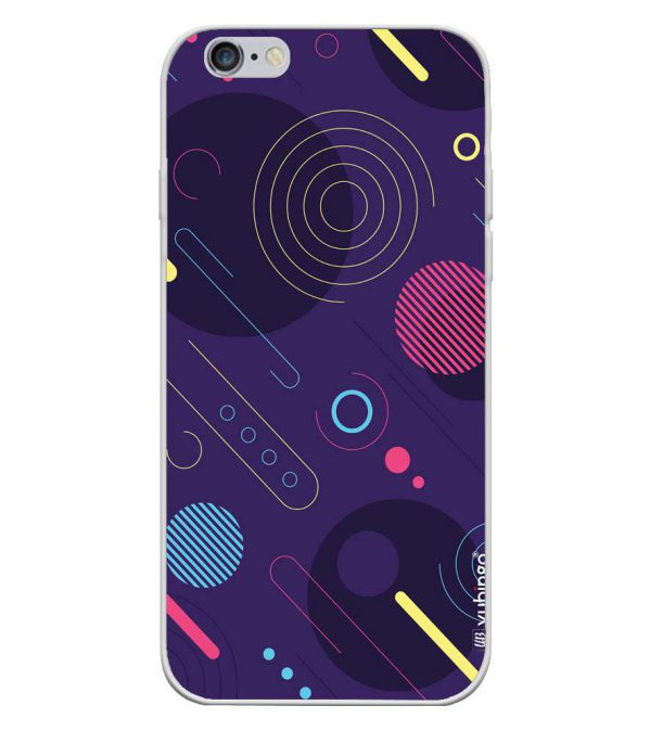 size 40 64581 18498 Stylish Pattern Soft Silicone Back Cover for Apple iPhone 6 Plus and iPhone  6S Plus