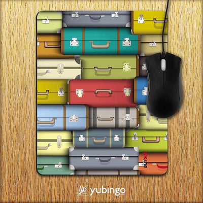 Suitcases Mouse Pad-Image2