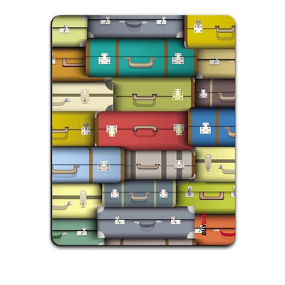 Suitcases Mouse Pad