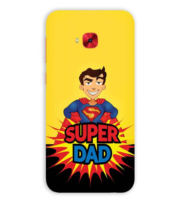 Super Dad Back Cover for Asus Zenfone 4 Selfie Pro ZD552KL